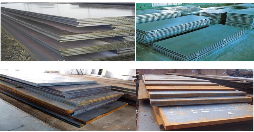 进口系列耐磨钢板